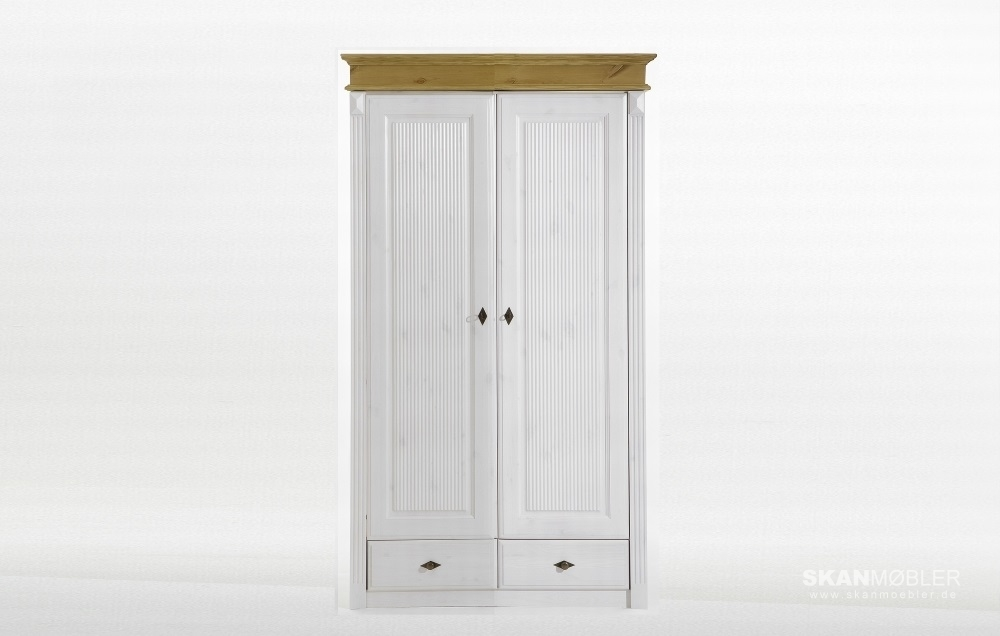 kleiderschrank 2 t rig eva dora von jumek g nstig. Black Bedroom Furniture Sets. Home Design Ideas