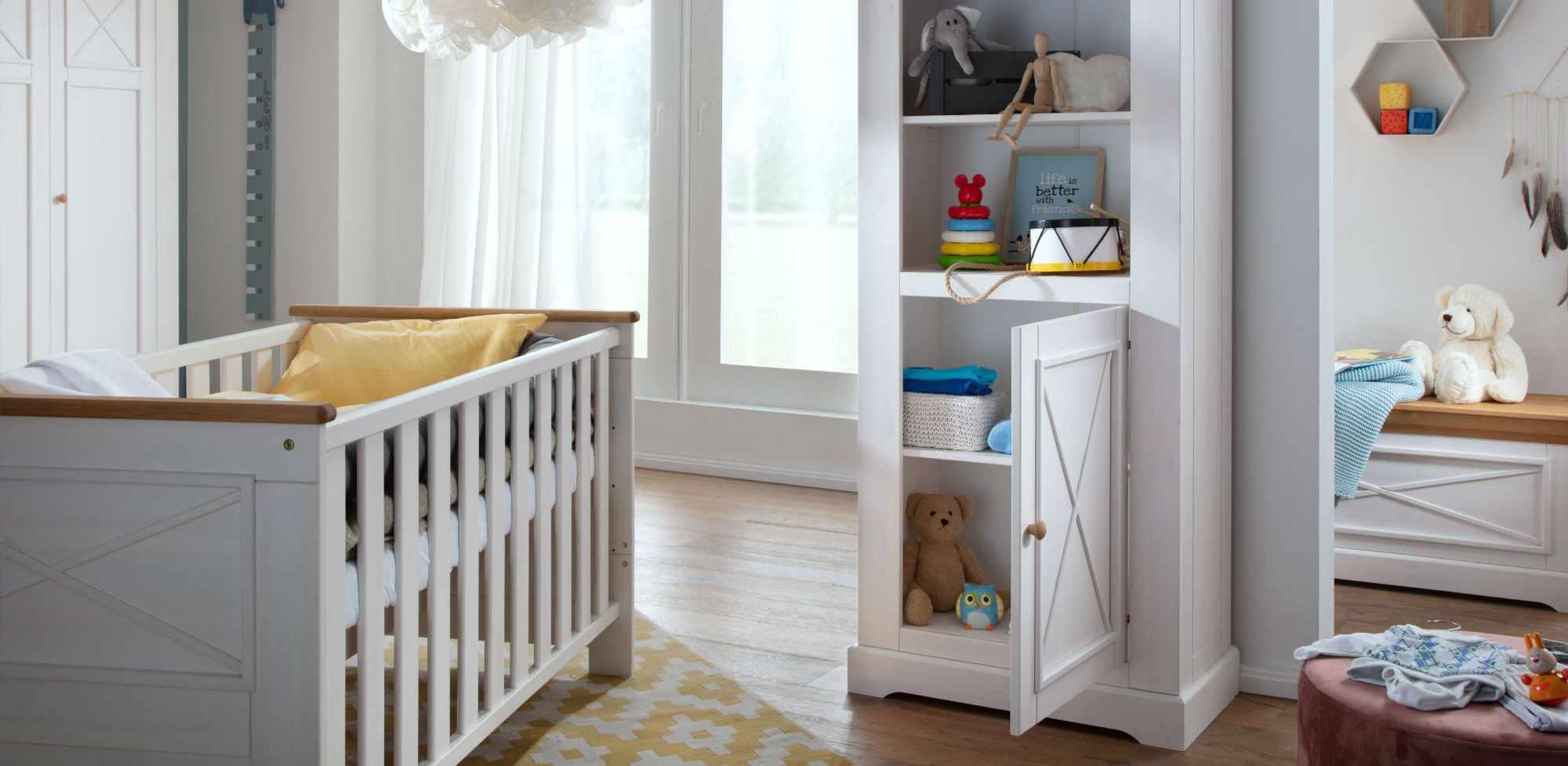 Kinderzimmer Babyzimmer Karlstad, Bild 2