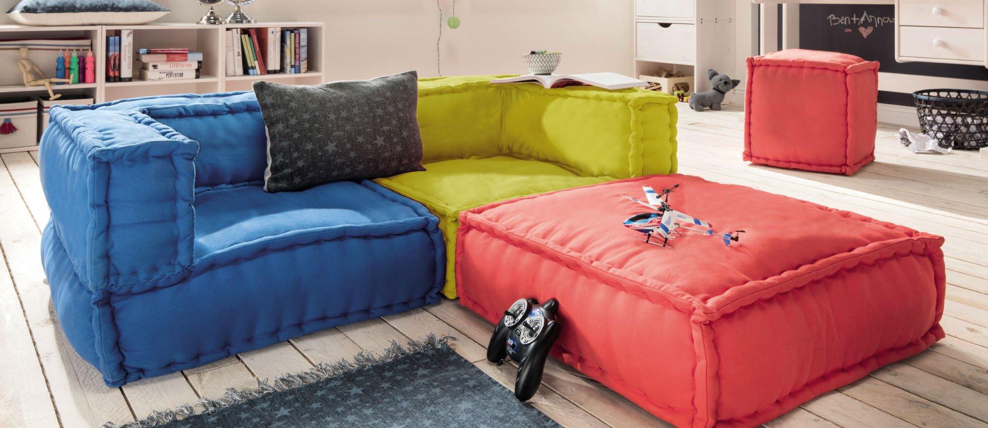 My Cushion Kinderzimmer Garnitur Sitzmöbel, Bild 1