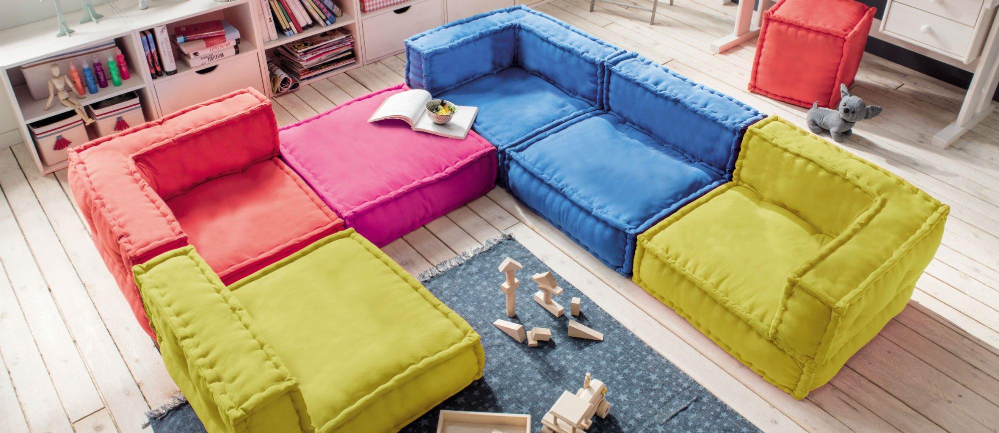 My Cushion Kinderzimmer Garnitur Sitzmöbel, Bild 3