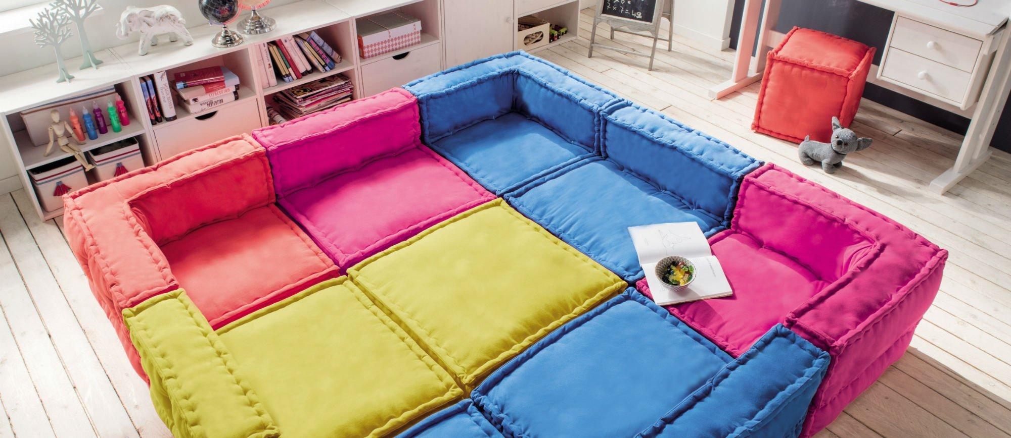 My Cushion Kinderzimmer Garnitur Sitzmöbel, Bild 4