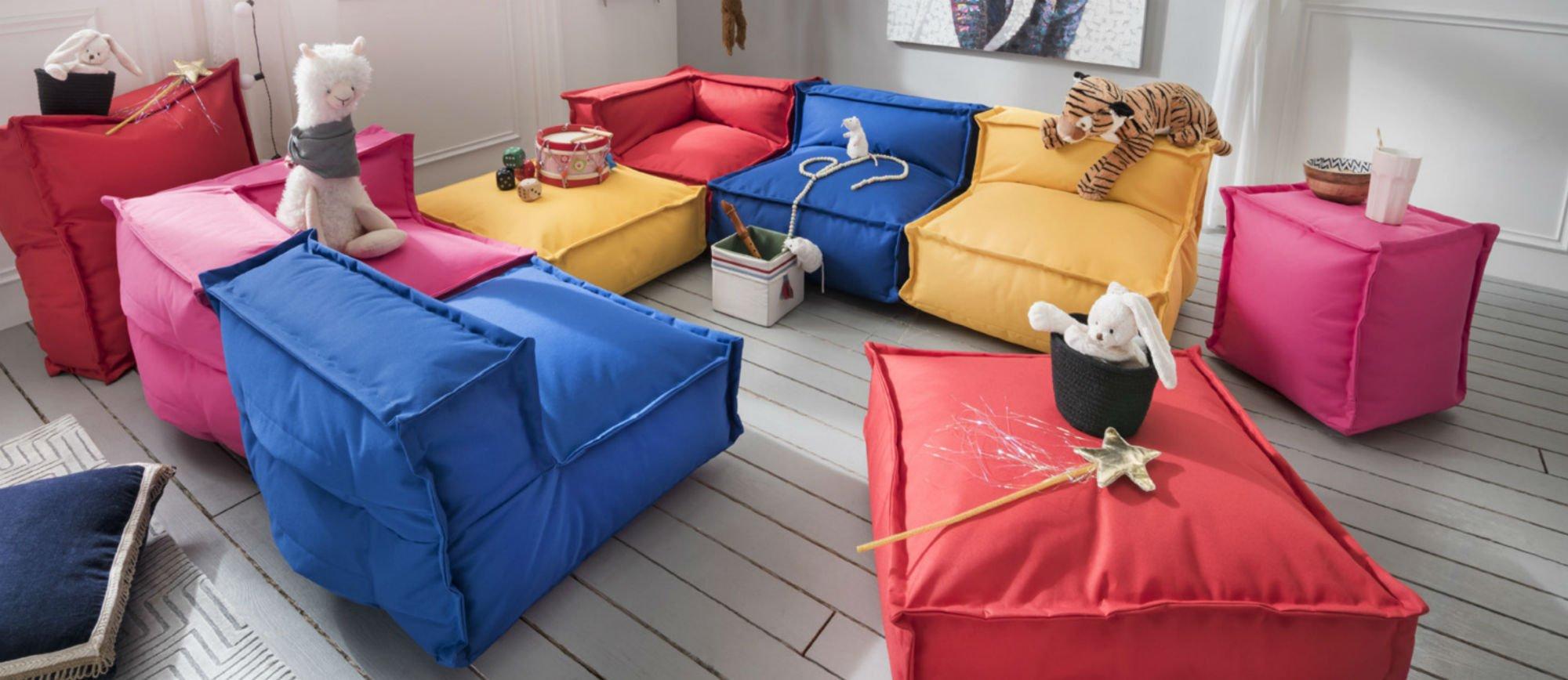 My Cushion Kinderzimmer Garnitur Sitzmöbel, Bild 5