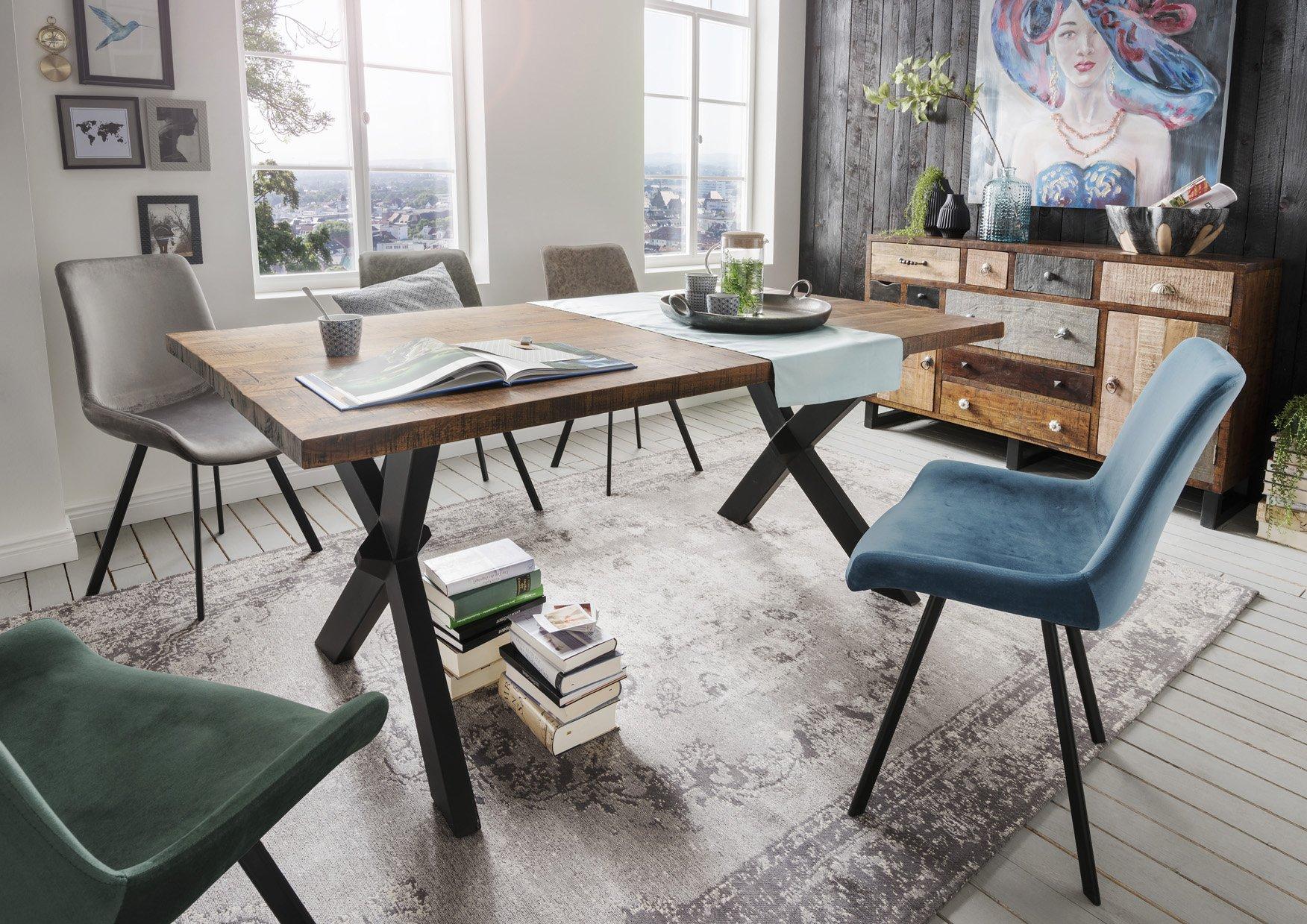 Wohnglücklich Unikat Möbel PRIYA, Bild 4