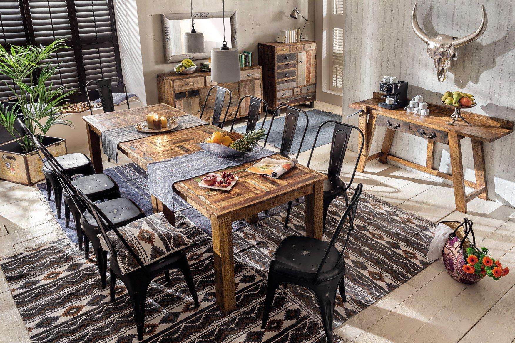 Wohnglücklich Unikat Möbel PRIYA, Bild 5