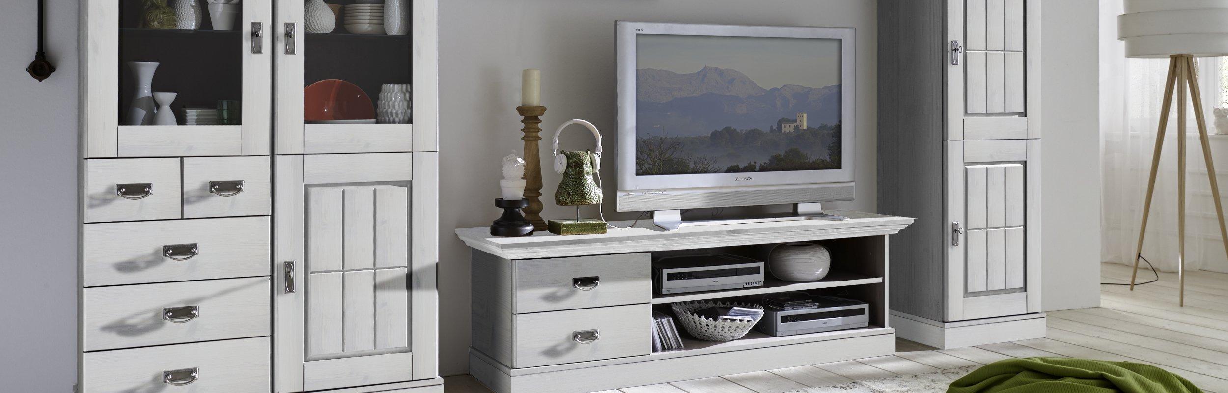 Wohnzimmer Landhausstil Serie Fjord, Bild 2