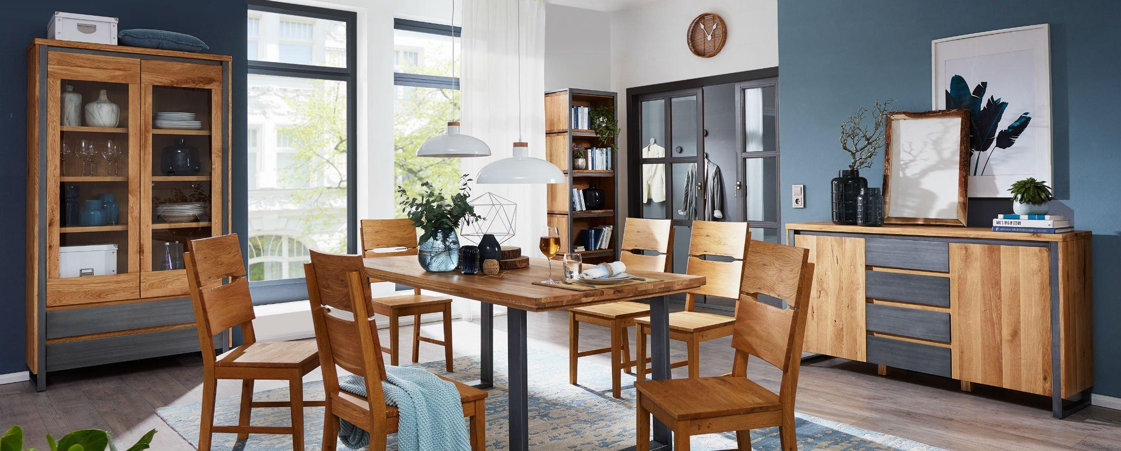 Wohnzimmer Speisezimmer Byrum, Bild 1