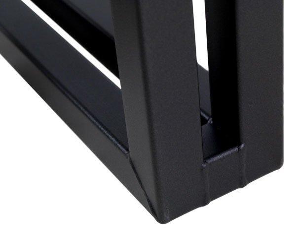 2er Set Tischbeine  U-Modell Metall, Bild 5