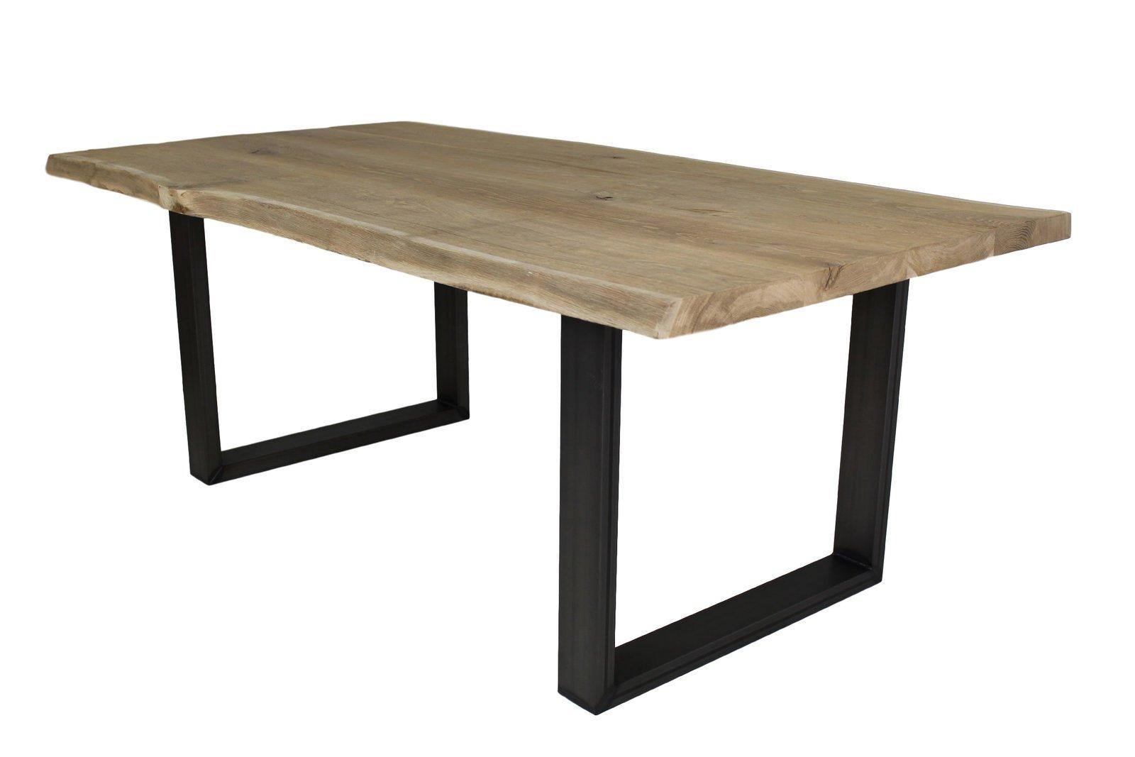 2er Set Tischbeine  U-Modell Metall, Bild 10