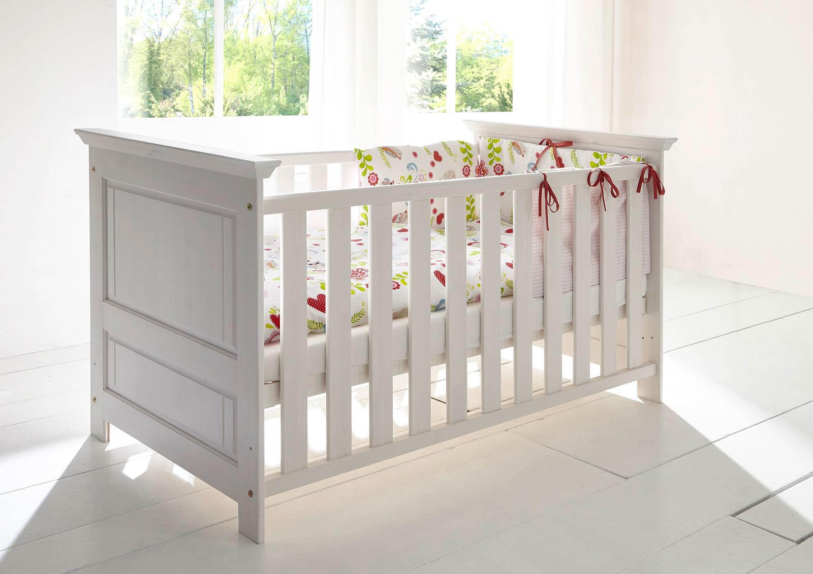 Babyzimmer Odette Kiefer massiv, Bild 7