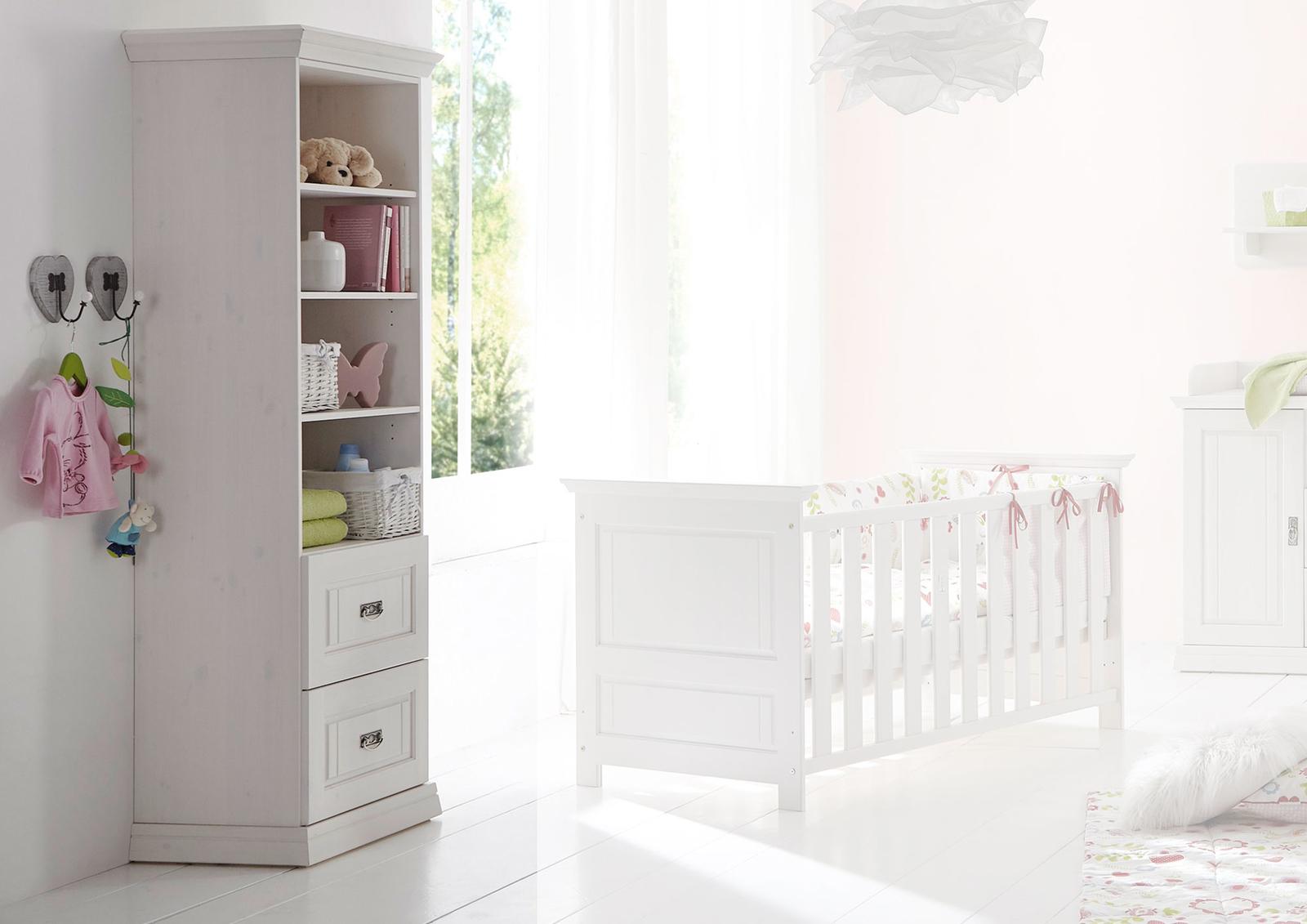 babyzimmer odette kiefer massiv von g k g nstig bestellen skanm bler. Black Bedroom Furniture Sets. Home Design Ideas