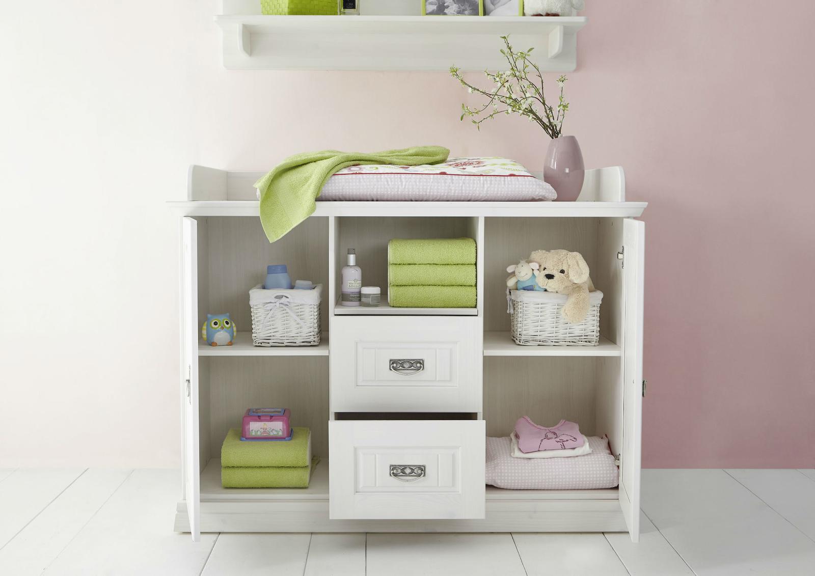 Babyzimmer Odette Kiefer massiv, Bild 3
