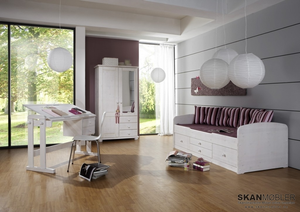 bett captain kiefer massiv von dolphin g nstig bestellen skanm bler. Black Bedroom Furniture Sets. Home Design Ideas
