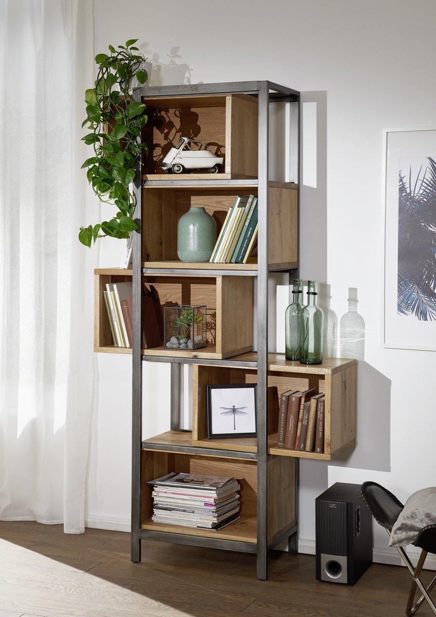 Bücherregal Byrum Massive Akazie, Bild 2