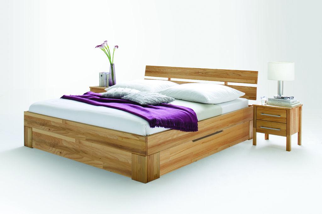 massivholz schlafzimmer bett modern zen xt mit unterbausatz von lars olesen g nstig bestellen. Black Bedroom Furniture Sets. Home Design Ideas