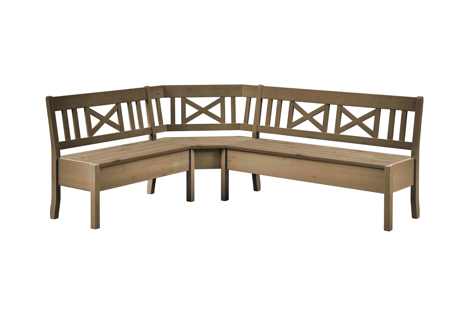 eckbank fjord f r k che und esszimmer 213x147cm von jumek. Black Bedroom Furniture Sets. Home Design Ideas