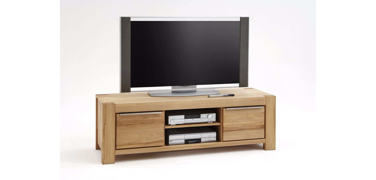 elfo tv kommode fernsehschrank nena massivholz von elfo g nstig bestellen skanm bler. Black Bedroom Furniture Sets. Home Design Ideas