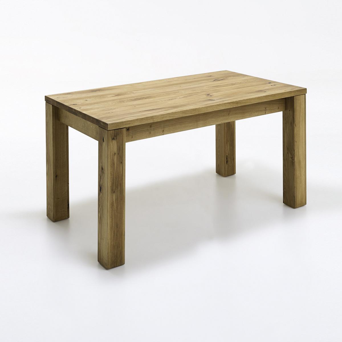 Esstisch mit Gestellauszug Lissy aus Massivholz, Bild 3