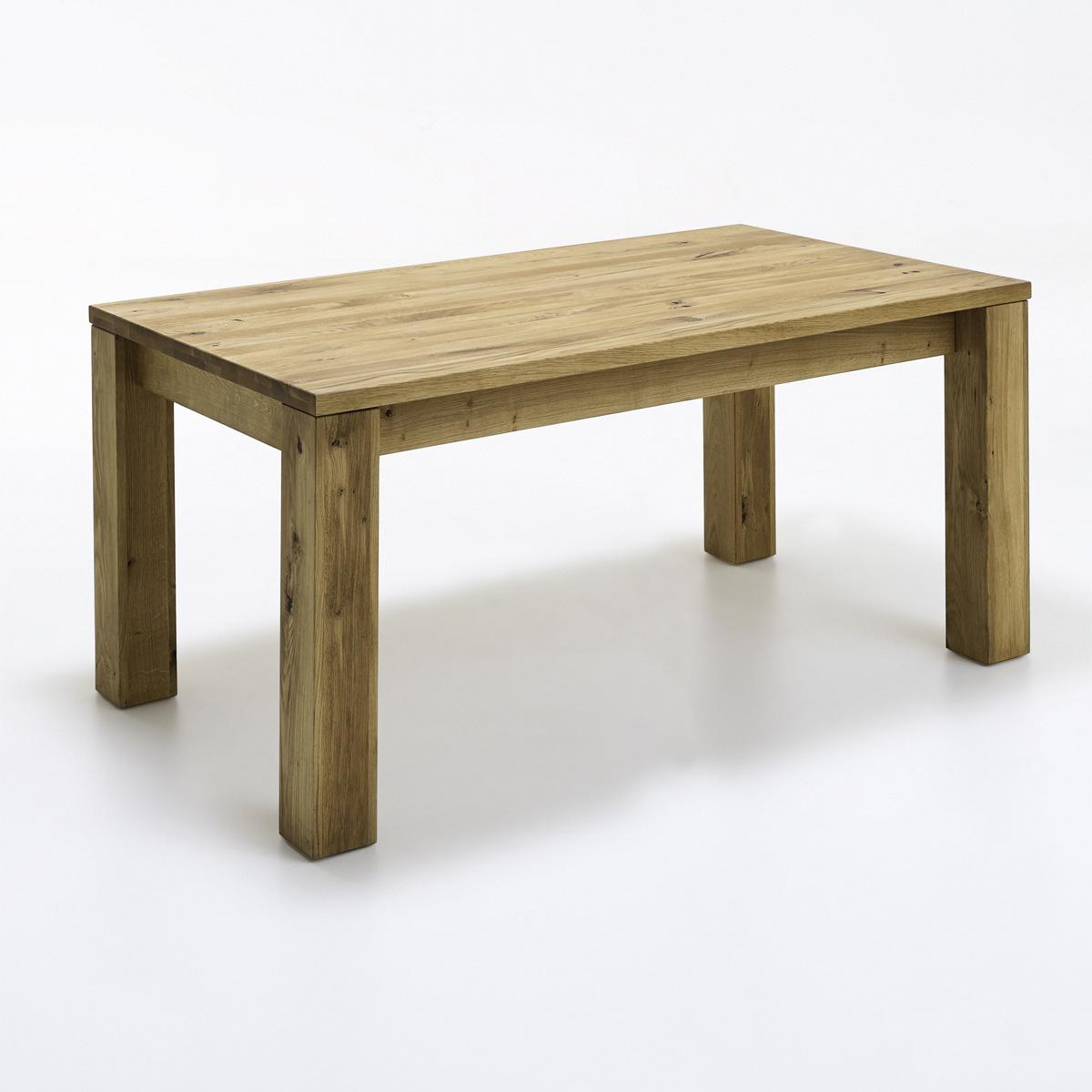 Esstisch mit Gestellauszug Lissy aus Massivholz, Bild 5