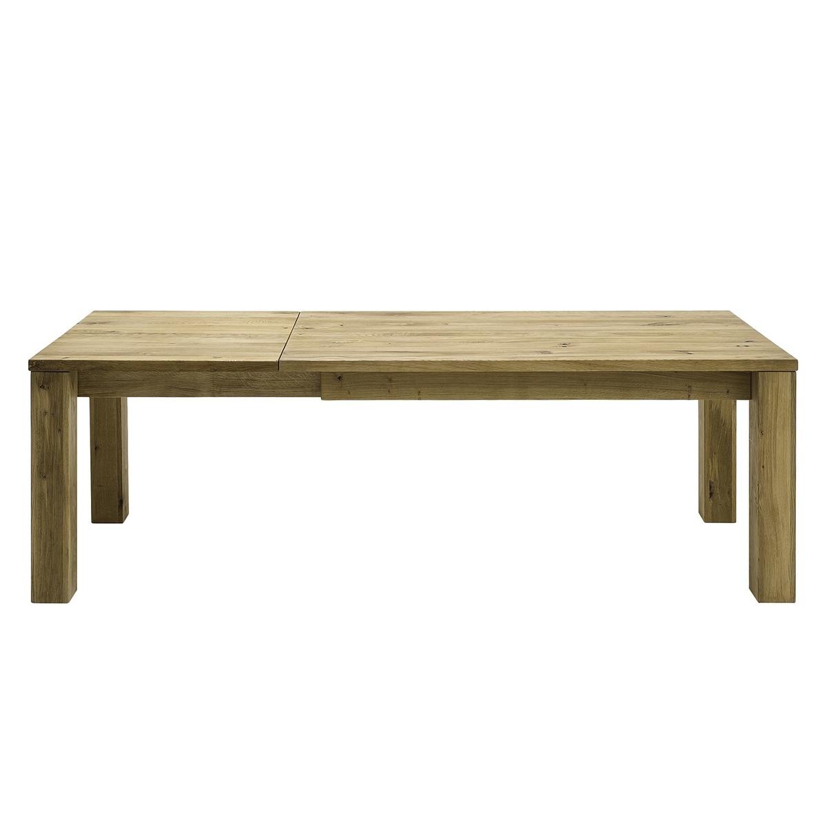 Esstisch mit Gestellauszug Lissy aus Massivholz, Bild 6