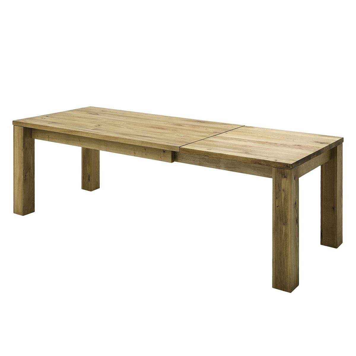 Esstisch mit Gestellauszug Lissy aus Massivholz, Bild 7