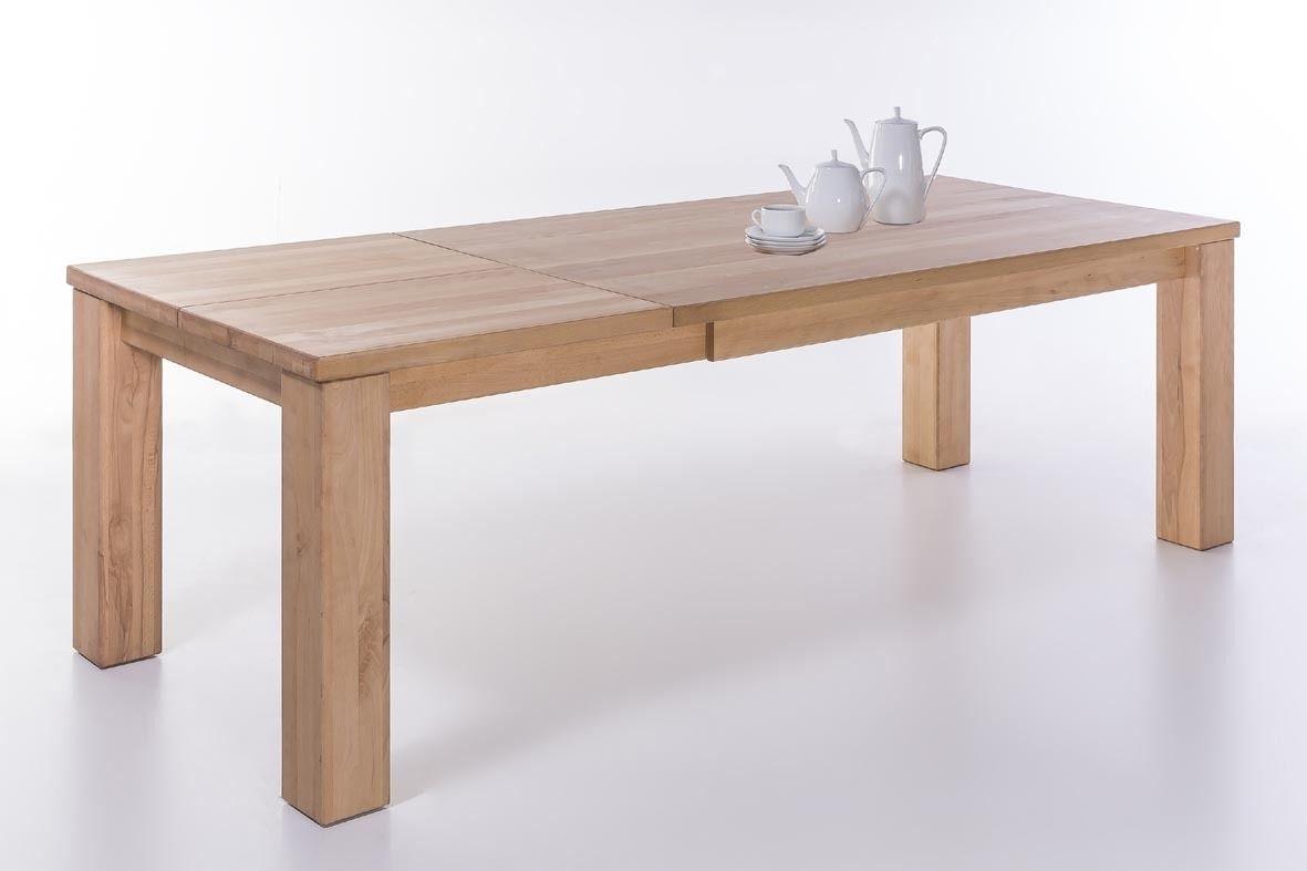 Esstisch mit Gestellauszug Lissy aus Massivholz, Bild 12