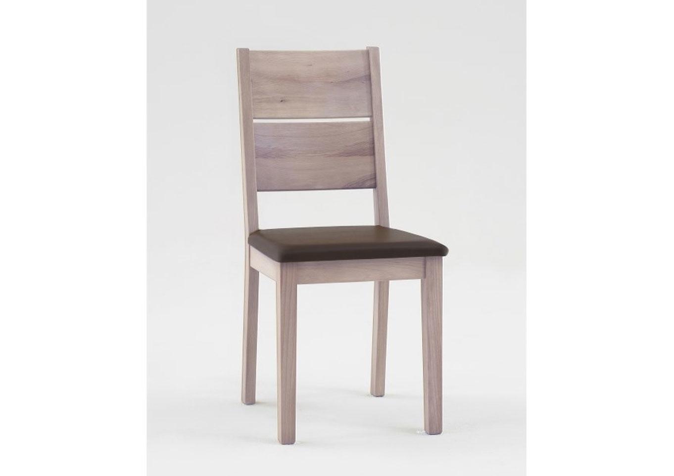 Esszimmer Stuhl Rom aus Massivholz, Bild 3