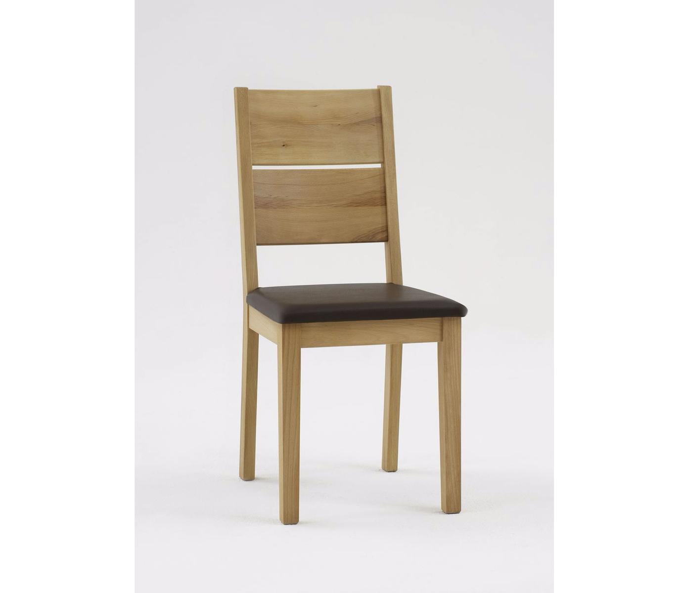 Esszimmer Stuhl Rom aus Massivholz, Bild 2
