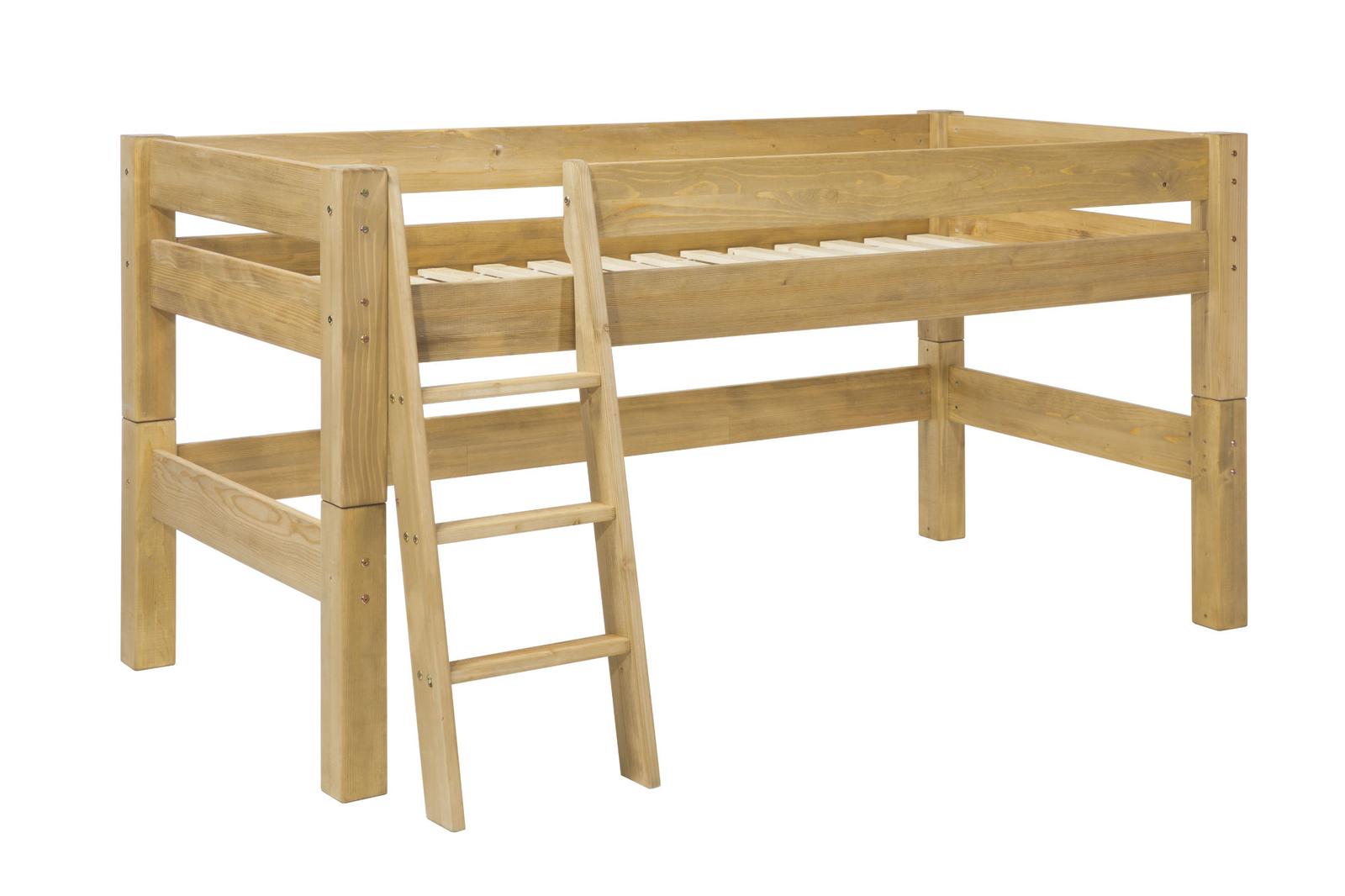 Halbhochbett Moby für Kinder, Bild 2