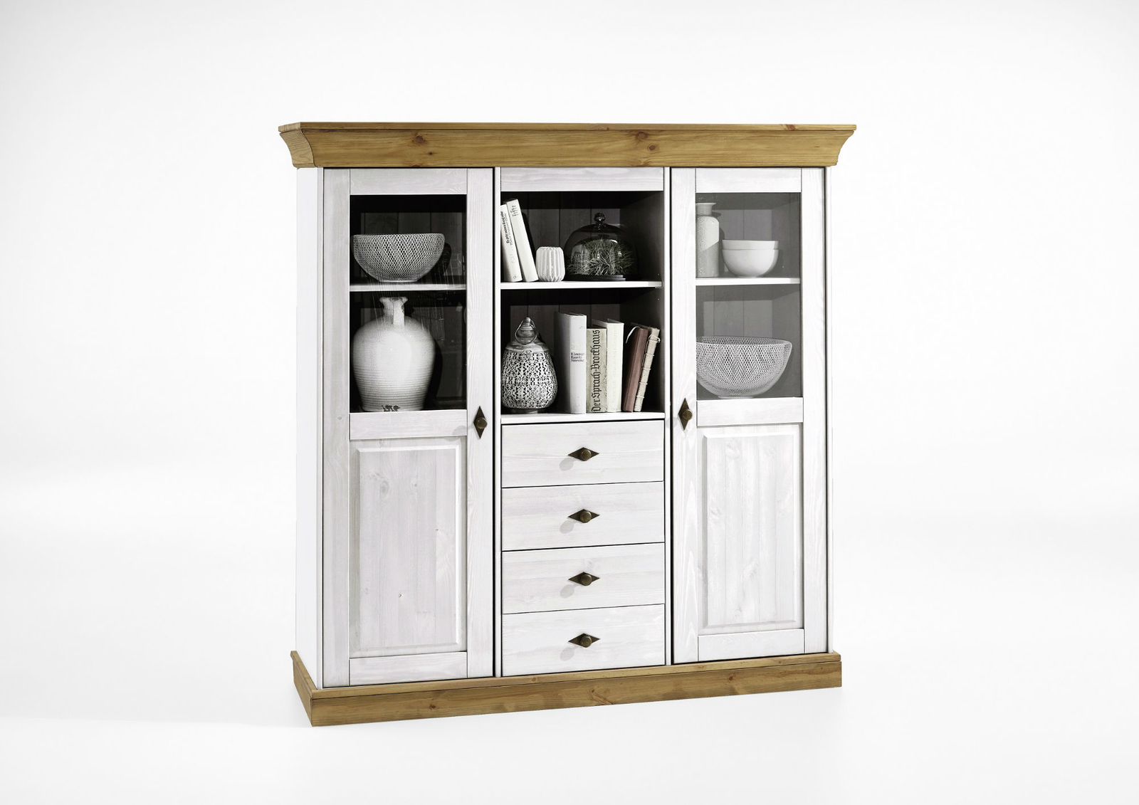 Highboard Bergen Landhaus