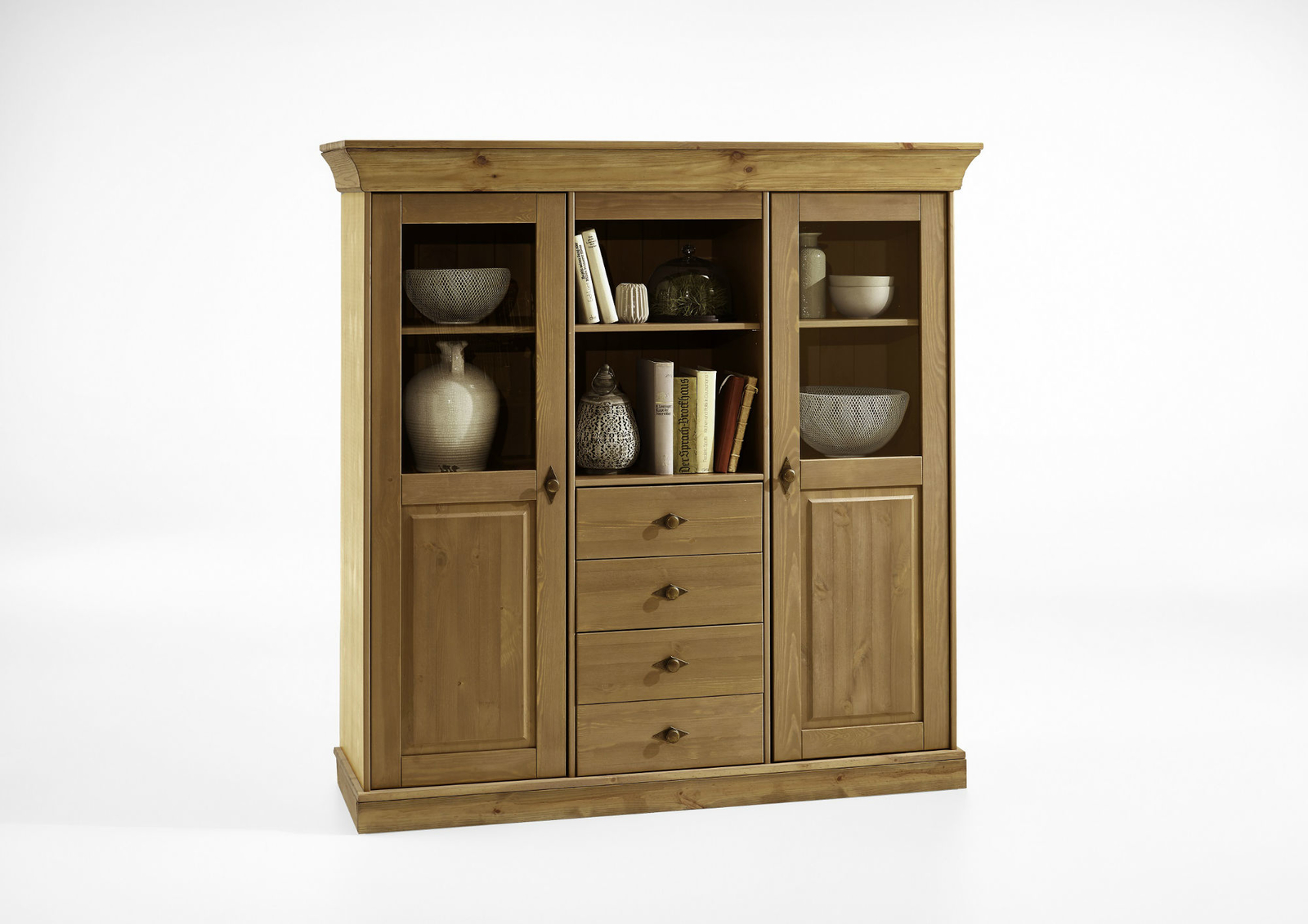 Highboard Bergen Landhaus, Bild 5