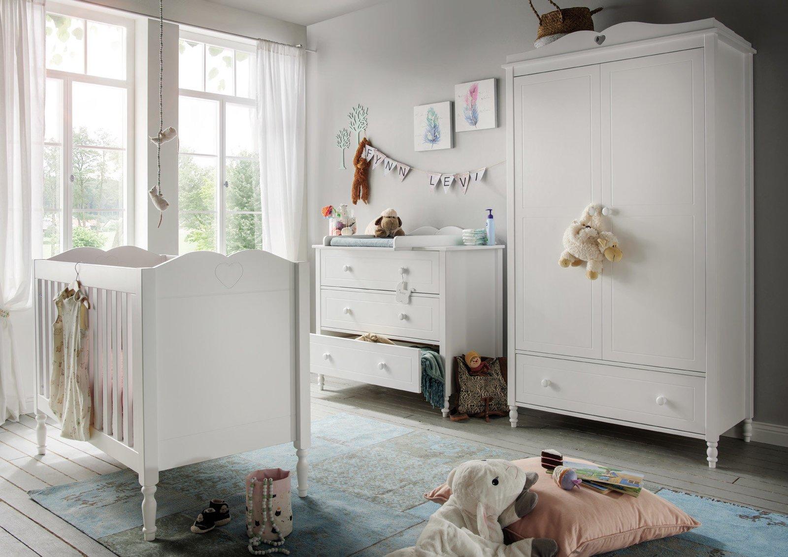 InfansKids Babyzimmer Emma, Bild 4