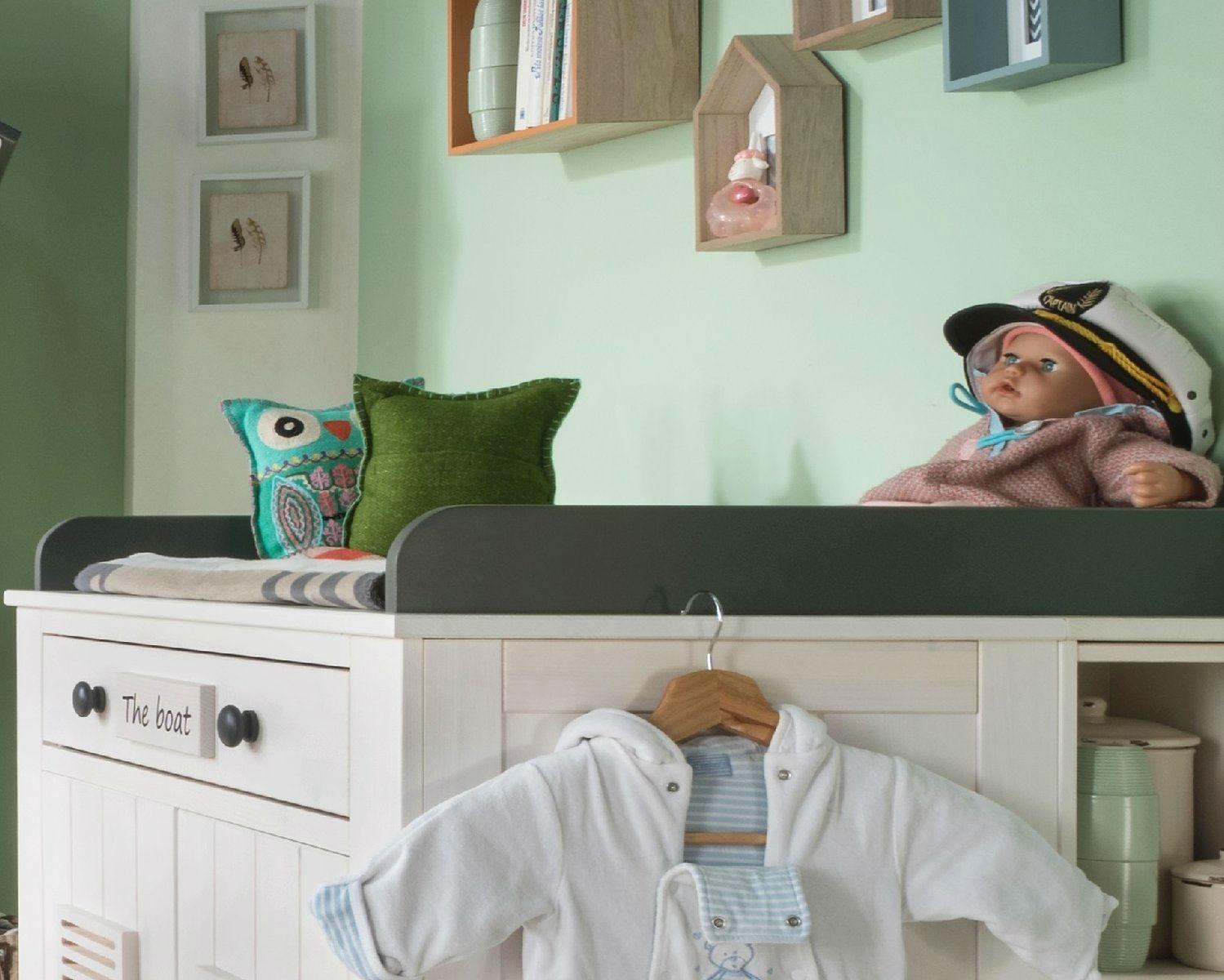 INFANSKIDS Babyzimmer Kinderzimmer Lucky Massivholz, Bild 11