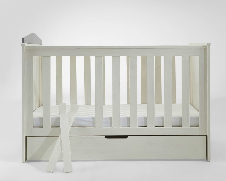 INFANSKIDS Babyzimmer Kinderzimmer Lucky Massivholz, Bild 5