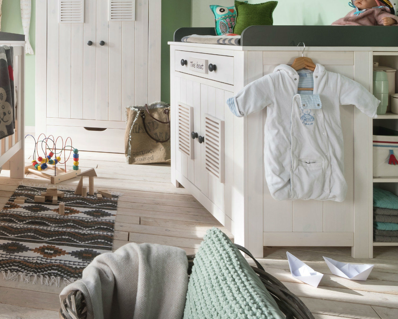 INFANSKIDS Babyzimmer Kinderzimmer Lucky Massivholz, Bild 13