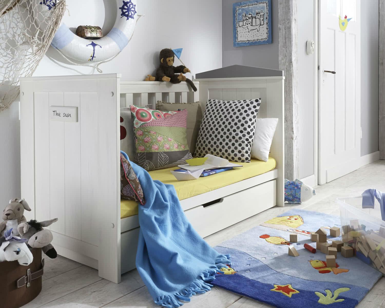 INFANSKIDS Babyzimmer Kinderzimmer Lucky Massivholz, Bild 3