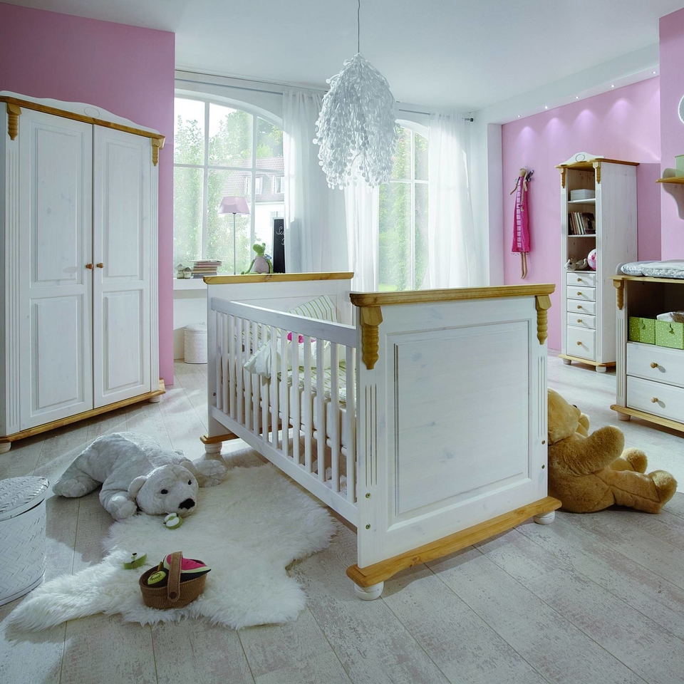 kinderzimmer romantik eck kleiderschrank 2 t rig von pinus g nstig bestellen skanm bler. Black Bedroom Furniture Sets. Home Design Ideas