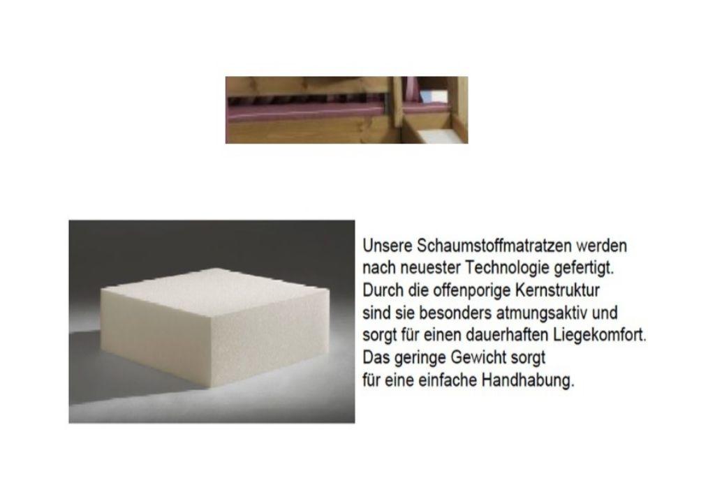Kinderzimmer Schlafzauber, Bett mit Leiter und Rutsche, Bild 3