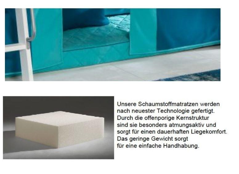 Kinderzimmer Unterwasserwelt - Halbhohes Bett mit Rutsche von Dolphin Moby, Bild 3