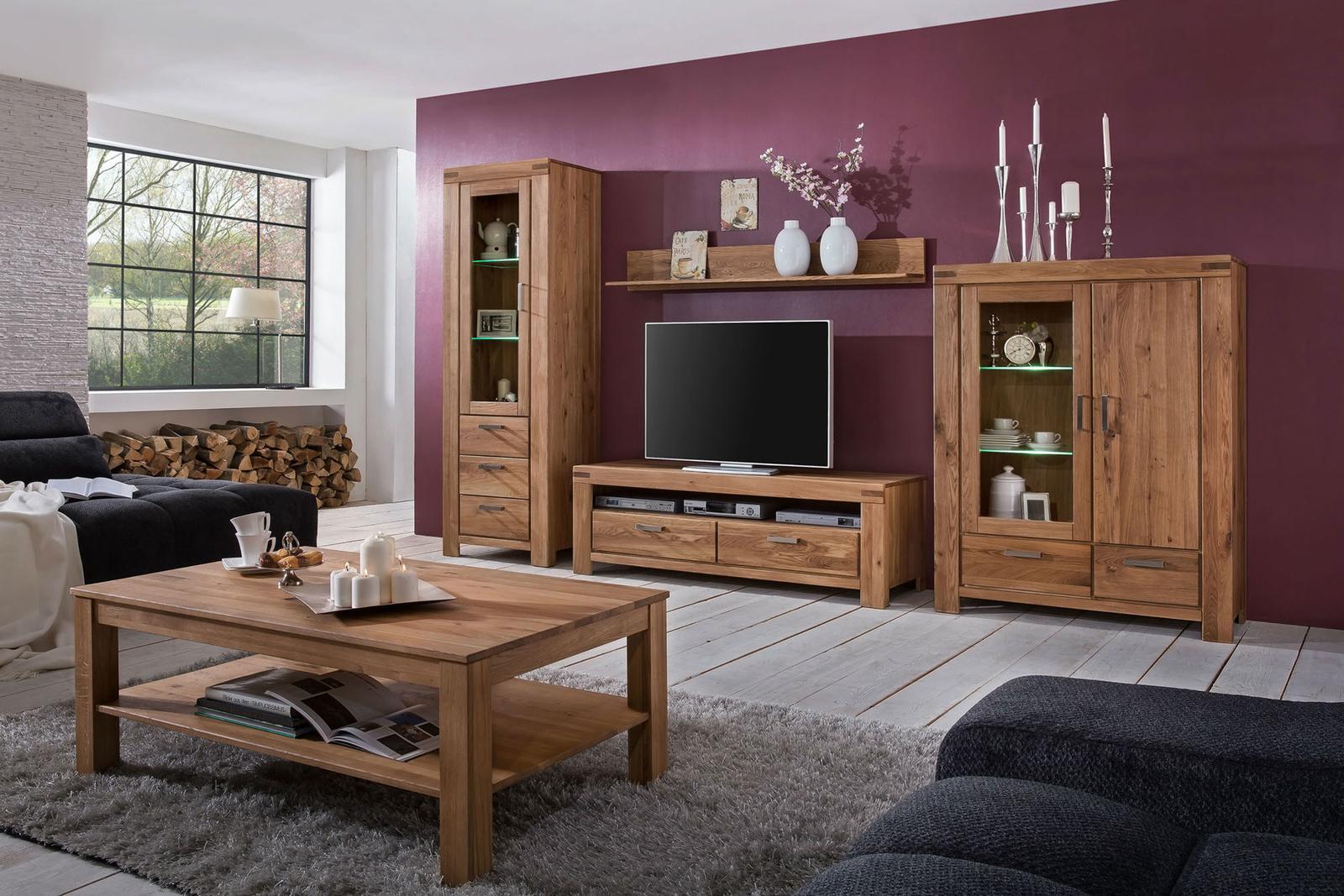 wohnzimmer vitrine, wohnzimmer vitrine massivholz kira 1-türig von elfo günstig, Design ideen
