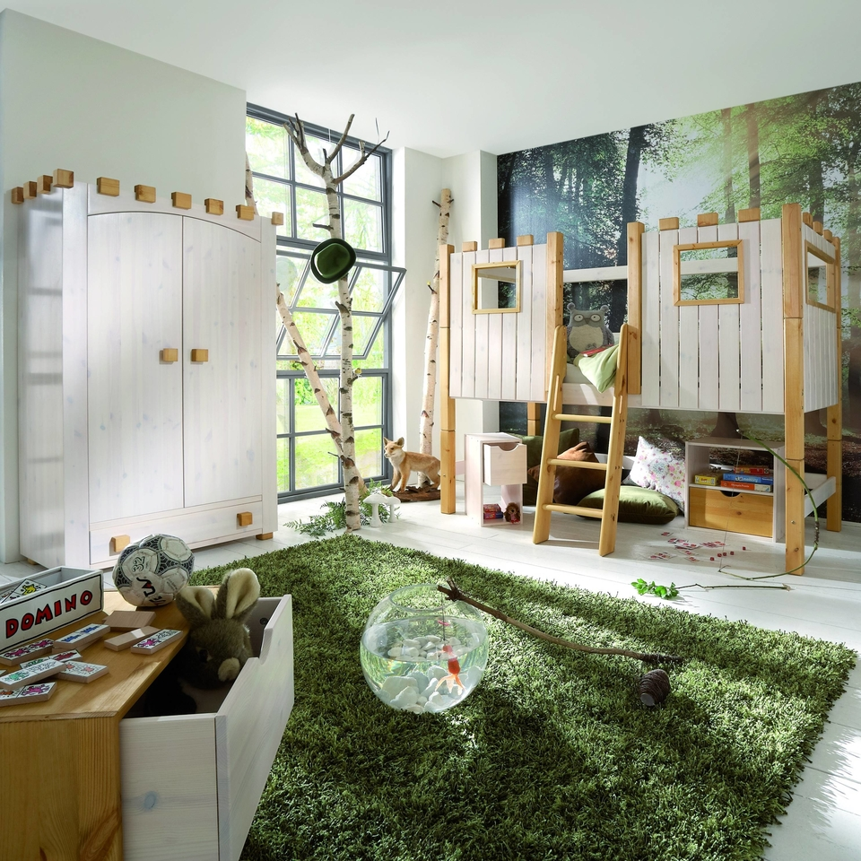 infanskids kleiderschrank ritterburg 2 t rig von infanskids g nstig bestellen skanm bler. Black Bedroom Furniture Sets. Home Design Ideas