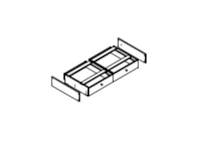 Kleiderschrank Modern Zen aus Massivholz mit Kassettentüren, Bild 13