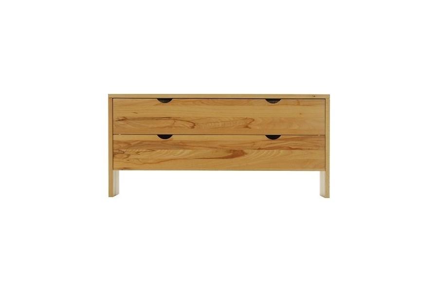 kommode mit 2 schubladen breit take it von hkc g nstig. Black Bedroom Furniture Sets. Home Design Ideas