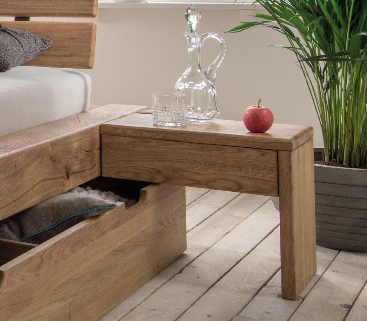 La Natura Balkenbett mit Schubkasten Bettkasten, Bild 4