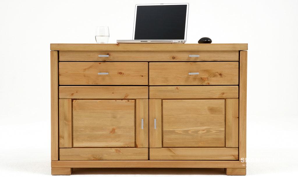 Laptop Kommode Guldborg Von Pinus Gunstig Bestellen Skanmobler