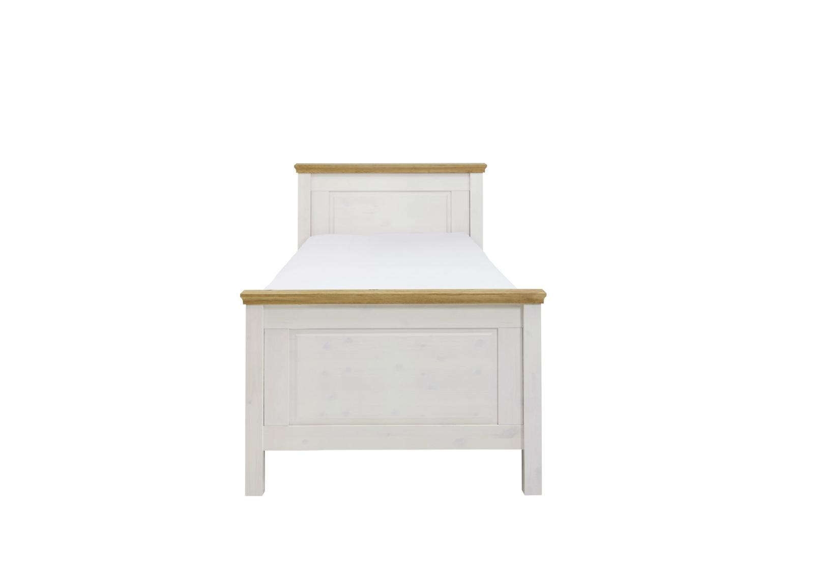Anspruchsvoll Schlafzimmer Bett Weiß Referenz Von 90x200 Cm