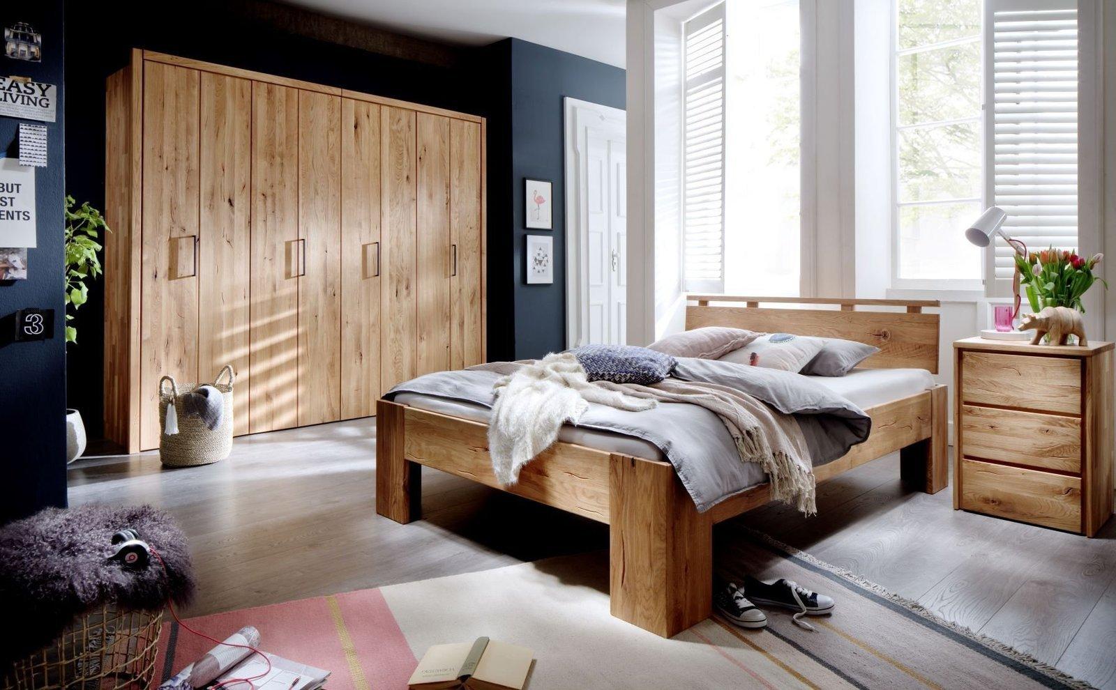 Massivholz Schlafzimmer Ditte