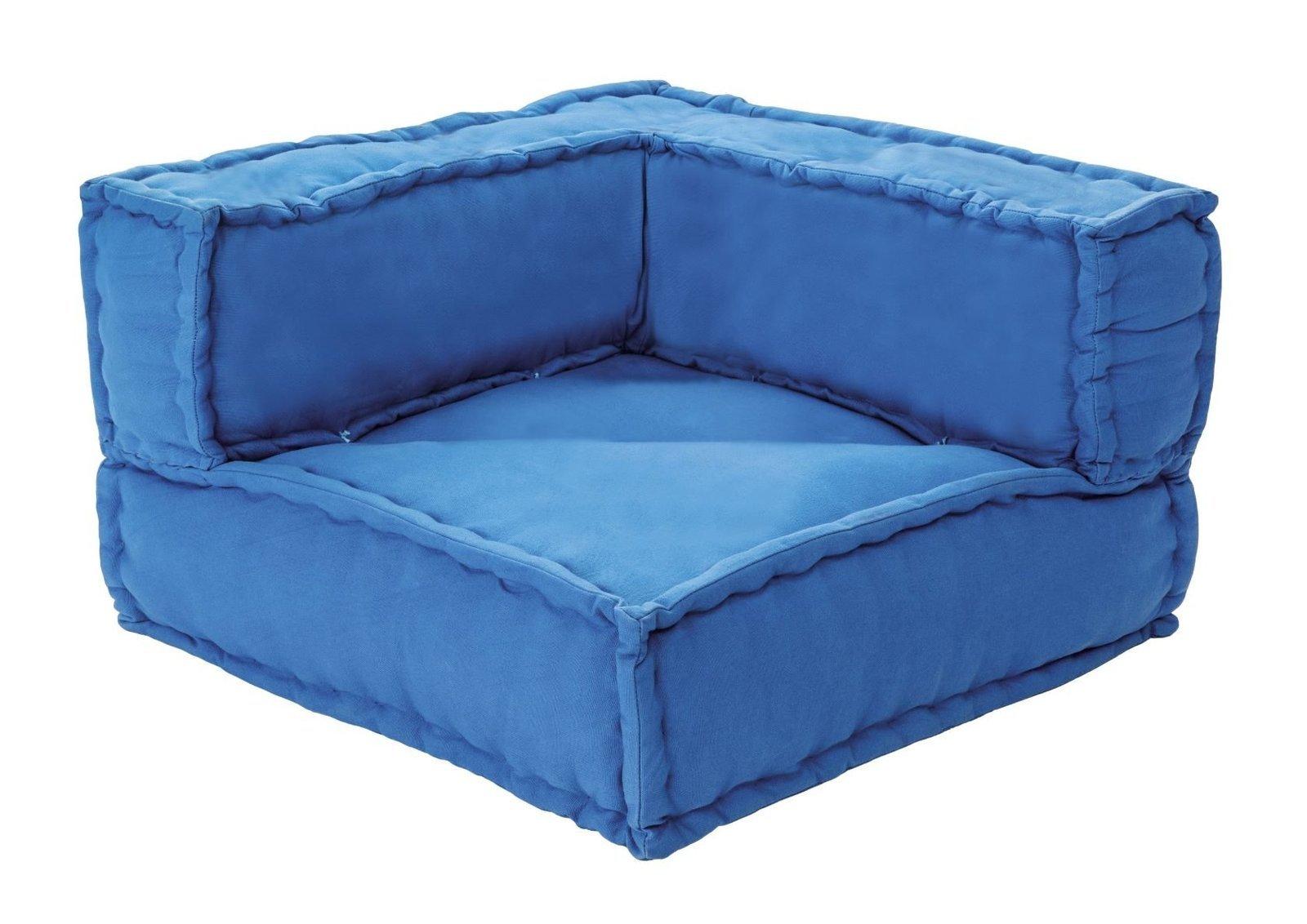 My Cushion Eck-Sitzkissen mit Lehne für Kids