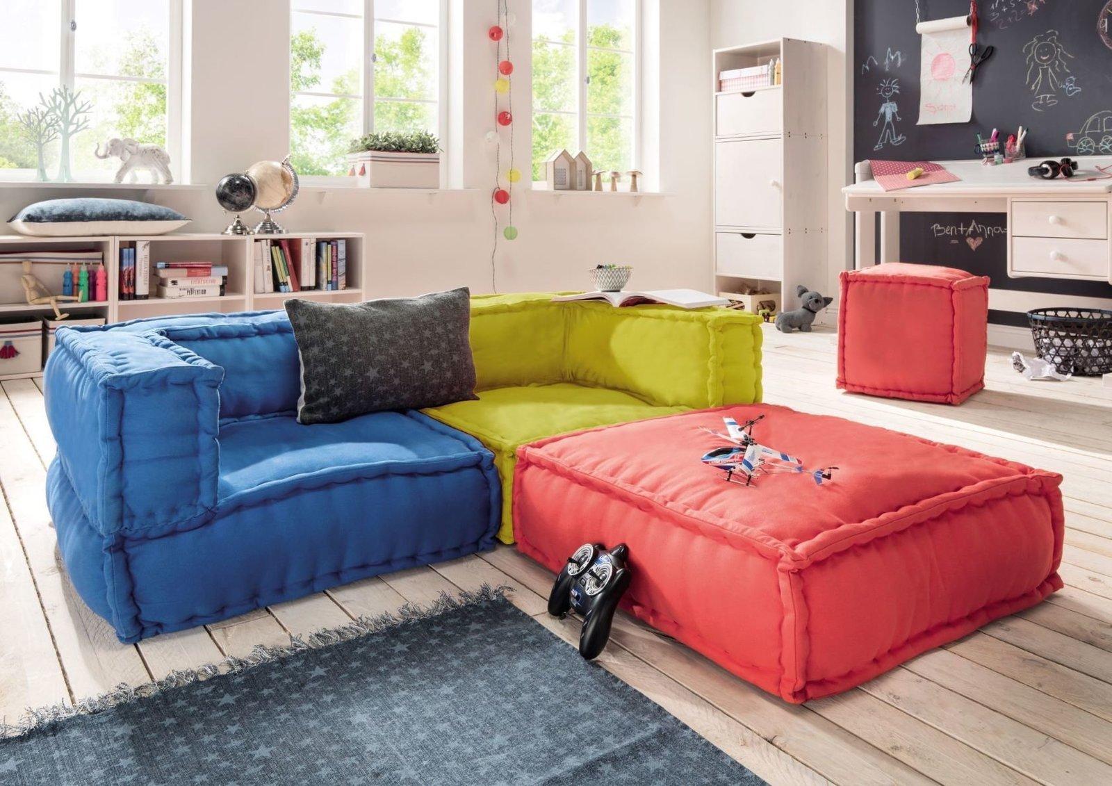 My Cushion Eck-Sitzkissen mit Lehne für Kids, Bild 8