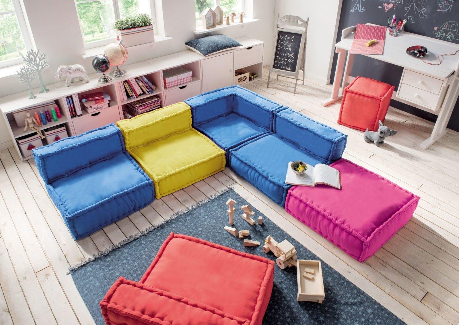 My Cushion Eck-Sitzkissen mit Lehne für Kids, Bild 6