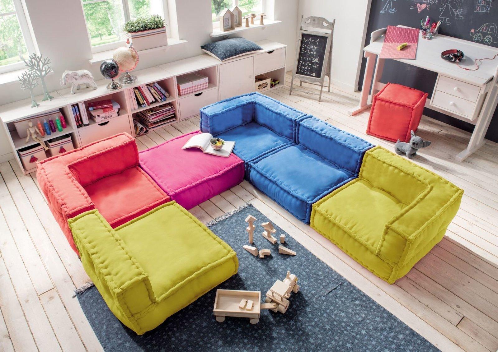My Cushion Eck-Sitzkissen mit Lehne für Kids, Bild 7